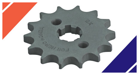 Motorcycle Chain Sprocket Kits manufacturers in India Punjab Ludhiana